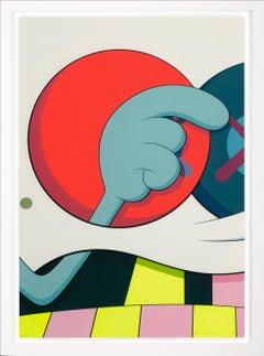 KAWS, 'Blame Game' I, 2014