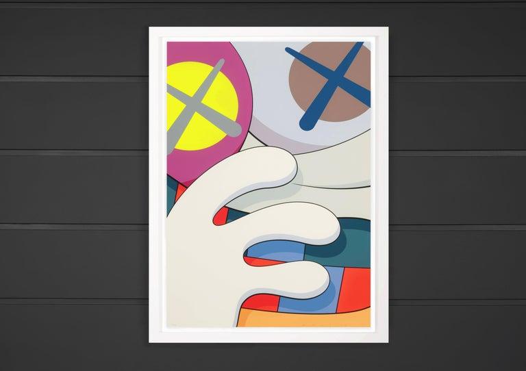 KAWS, 'Blame Game' II, 2014 - Contemporary Print by KAWS