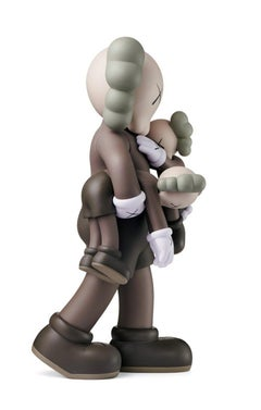 KAWS Brown Clean Slate Companion (KAWS clean slate brown)