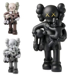 KAWS Clean Slate complete set of 3 (Kaws Companion)