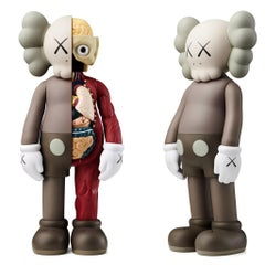 KAWS Companion 2016: set of 2 works (KAWS brown companion)