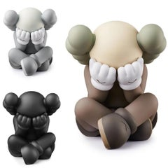 KAWS SEPARATED complete set of 3 works (KAWS Separated Companion set)