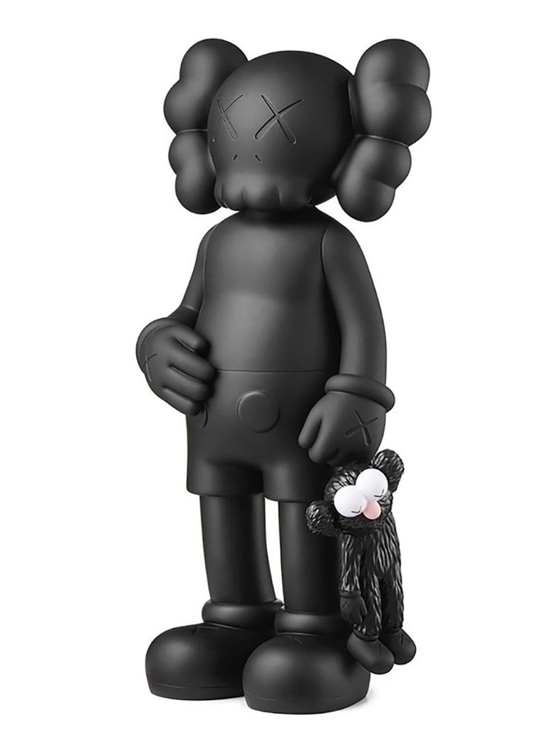 KAWS SHARE black (KAWS black share companion) - Print by KAWS
