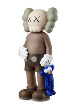 KAWS SHARE brown (KAWS brown companion)