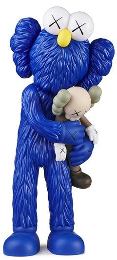 KAWS TAKE Blue (blue KAWS Take companion)