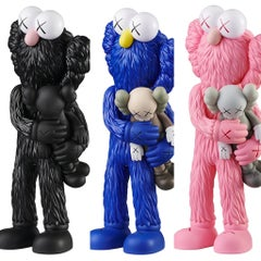 KAWS TAKE set of 3 (KAWS Take companion)