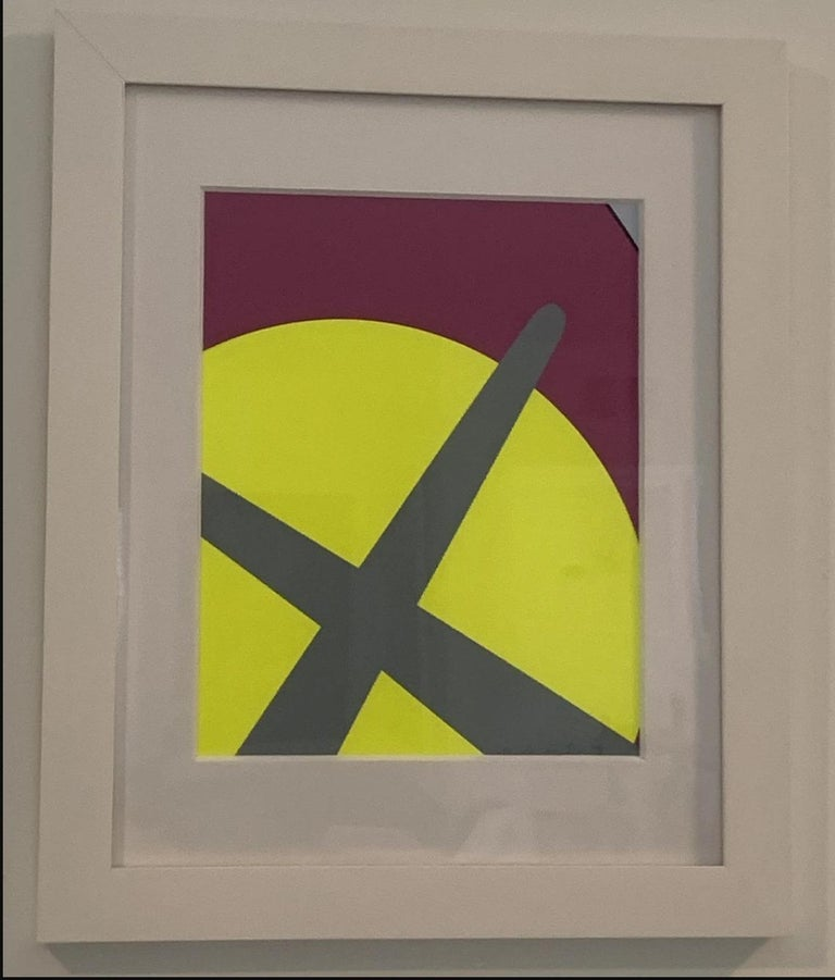 Untitled (From Alone Again at MOCAD) - Street Art Print by KAWS