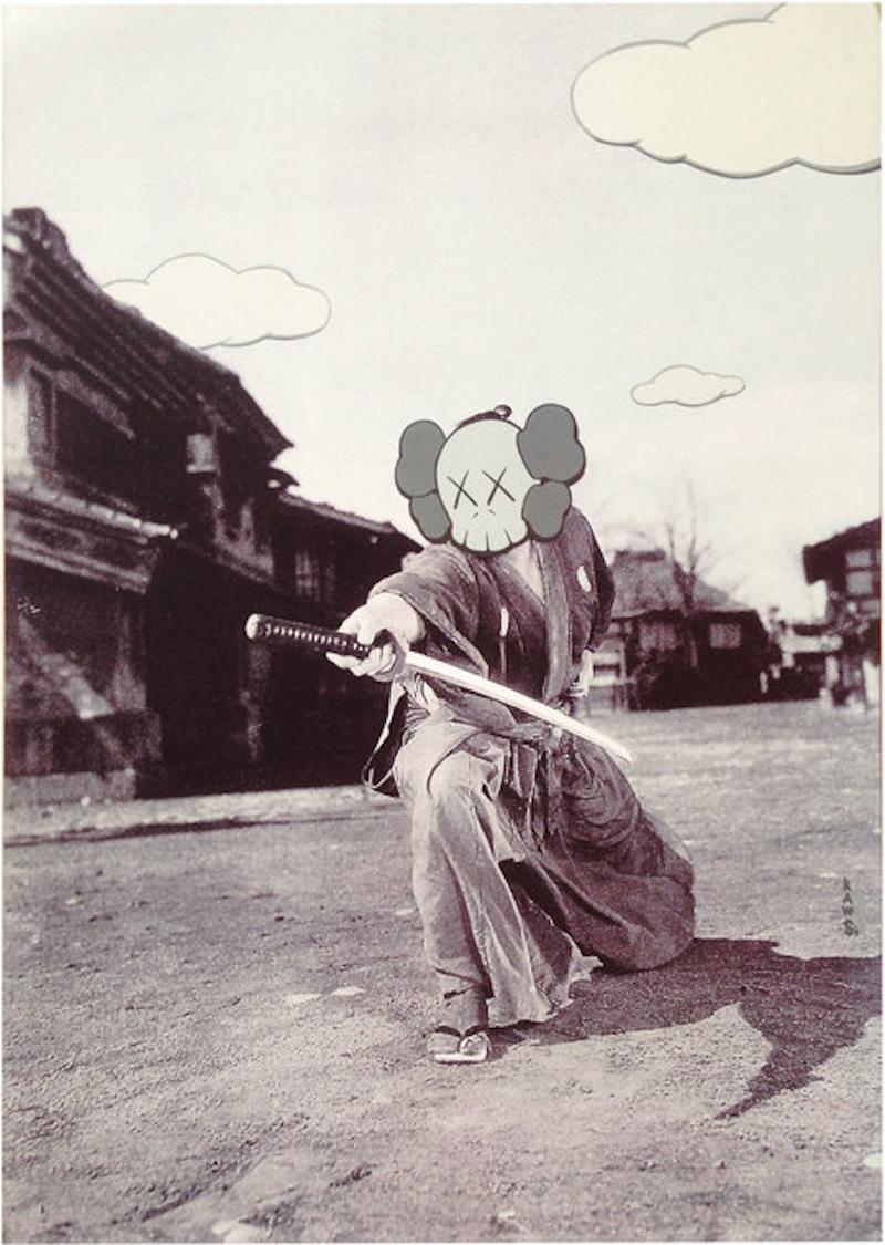 Untitled (Samurai)