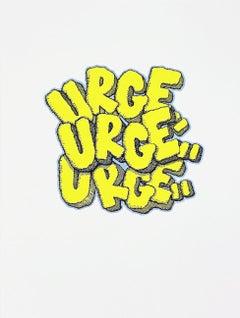 URGE Title Page