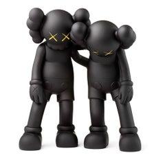 KAWS - Along The Way - Black Version - brand new
