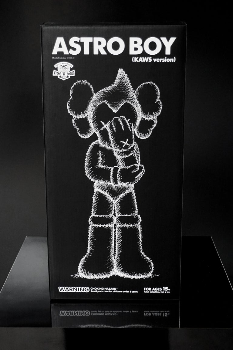 KAWS, Astro Boy (Grey), 2012 For Sale 2