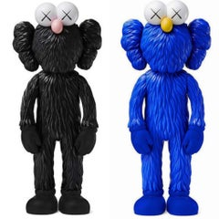 KAWS BFF Companion (Set of 2 works KAWS BFF vinyl)