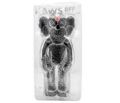 KAWS Black BFF Companion (KAWS BFF black)