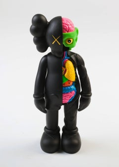 KAWS Black Flayed Companion