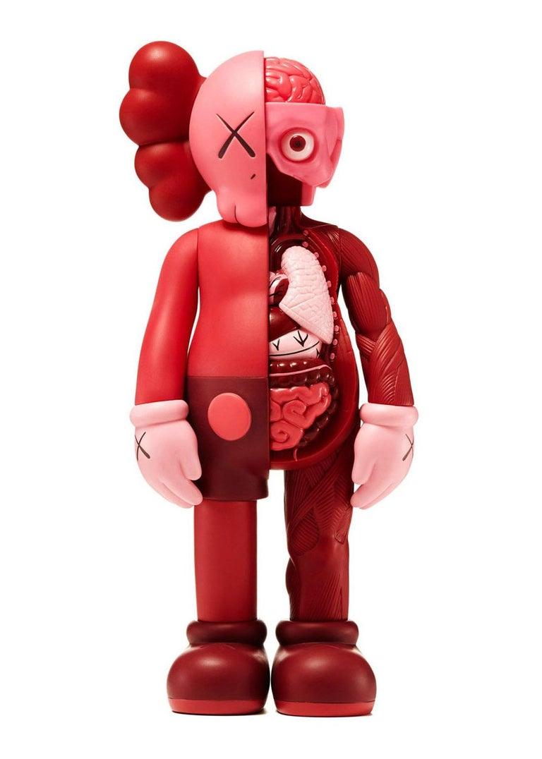 KAWS Blush Companion (KAWS Flayed) - Pop Art Print by KAWS