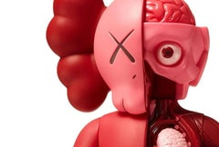 Kaws Blush Companion (KAWS Flayed)