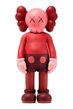 KAWS Blush Companion (KAWS red blush)