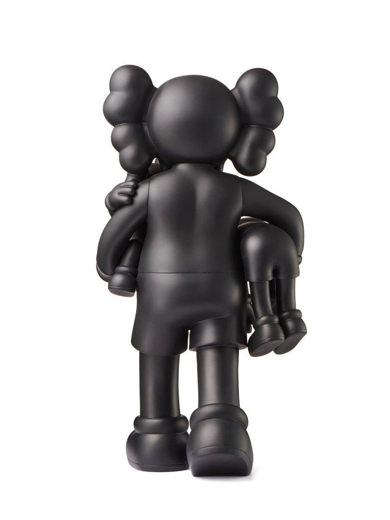 KAWS: Clean Slate (Black) - Design Vinyl Sculpture. Modern, Pop Art, Urban 3