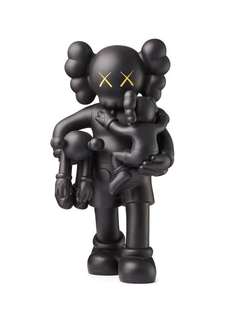 KAWS: Clean Slate (Black) - Design Vinyl Sculpture. Modern, Pop Art, Urban 1