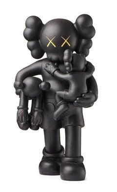 KAWS Clean Slate Black (KAWS black clean slate companion)