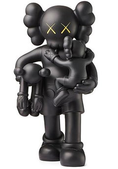 KAWS - Clean Slate - Black Version