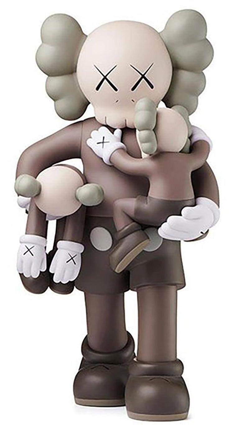 KAWS - Clean Slate - Brown Version - brand new - Sculpture by KAWS