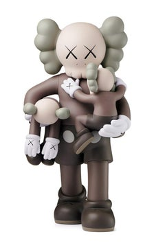 KAWS Clean Slate Companion (KAWS brown clean slate)