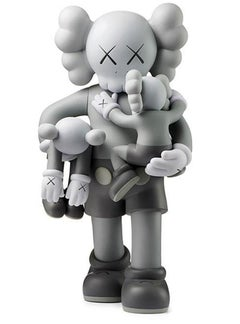 KAWS Clean Slate Grey (KAWS Companion)