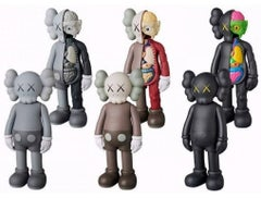 KAWS Companion 2016: complete set of 6