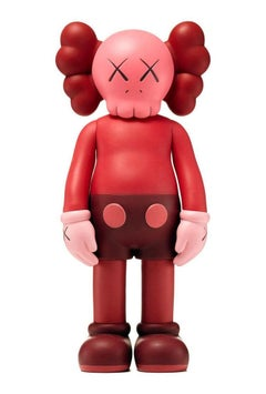 KAWS Companion, Blush (2016)