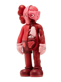 KAWS - Companion Blush (Flayed), 2017 - Painted Cast Vinyl