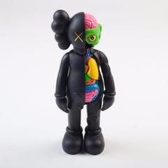 KAWS: Companion Flayed (Black) - Vinyl Sculpture, Urban, Street art, Pop Art