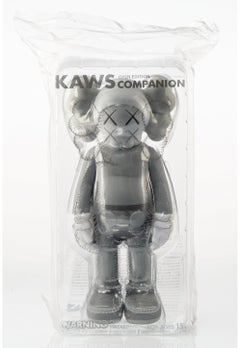 KAWS Companion, Grey (2016)