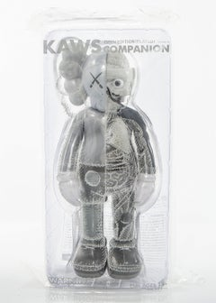 KAWS Companion, Grey Flayed (2016)