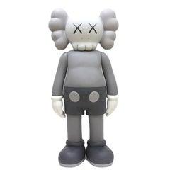 KAWS, Companion, Vinyl Sculpture in Grey, 2016