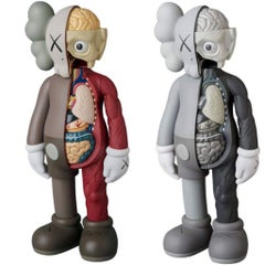 KAWS Companions 2016: set of 2 (KAWS flayed companions)