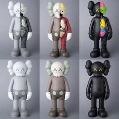 KAWS Companions: set of 6 (2016)