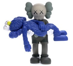 KAWS - Gone - Brown Version - collectible PopArt
