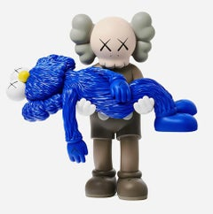 KAWS GONE Companion (KAWS brown companion)