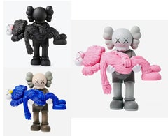 KAWS GONE complete set of 3 (KAWS gone companions)