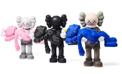 KAWS GONE: complete set of 3 (KAWS gone companions)