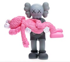 KAWS - Gone - Grey Version - collectible PopArt