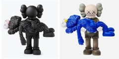 KAWS GONE set of 2 (KAWS companion)