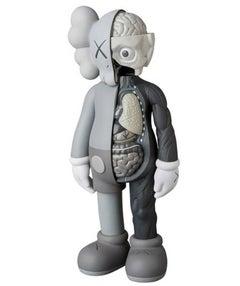 KAWS Grey Companion (KAWS flayed companion)
