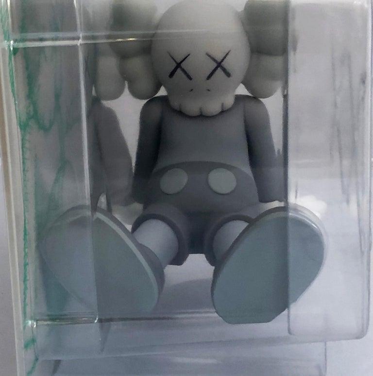 KAWS Grey Holiday Taipei (KAWS Companion grey)  For Sale 2