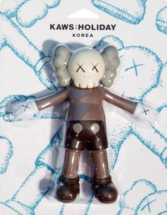 KAWS Holiday Companion (KAWS brown companion)
