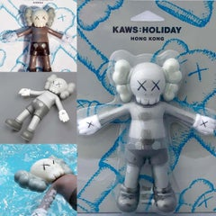 KAWS Holiday Companion (Set of 2 works)