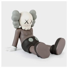 KAWS Taipei Holiday Companion Brown (KAWS Brown Companion)