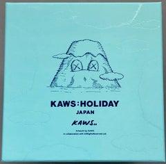 KAWS Holiday Japan plush (KAWS mount fuji)