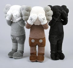 KAWS Holiday Plush Companions (complete set of 3)